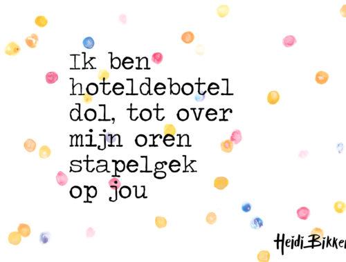 Stapelgek - Heidi Bikker